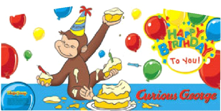 Free Curious George Invitation Template as nice invitation template